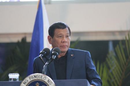杜特尔特:退出沦为对菲政治工具的国际刑事法院