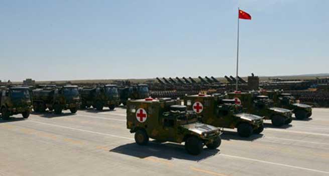 军队采购管理放大招 百余套标准模板助力公平高效采购