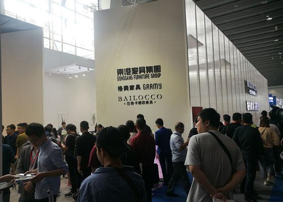 第41届中国(广州)国际家具博览会展台秀