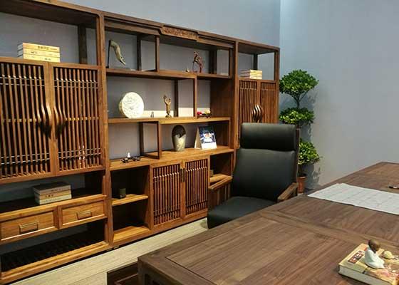 第41届广州家博会:决策者的办公生活图集