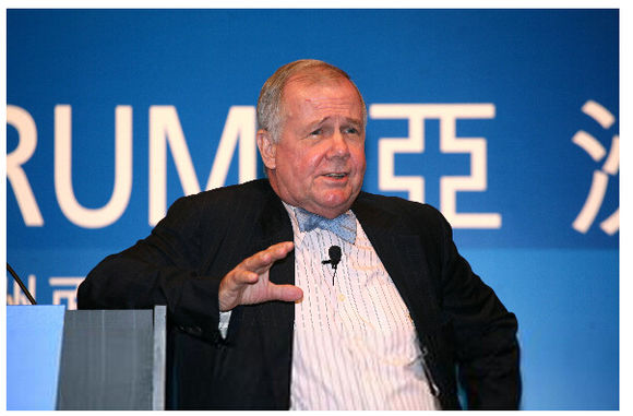 博鳌亚洲论坛 罗杰斯:中国投资机会多