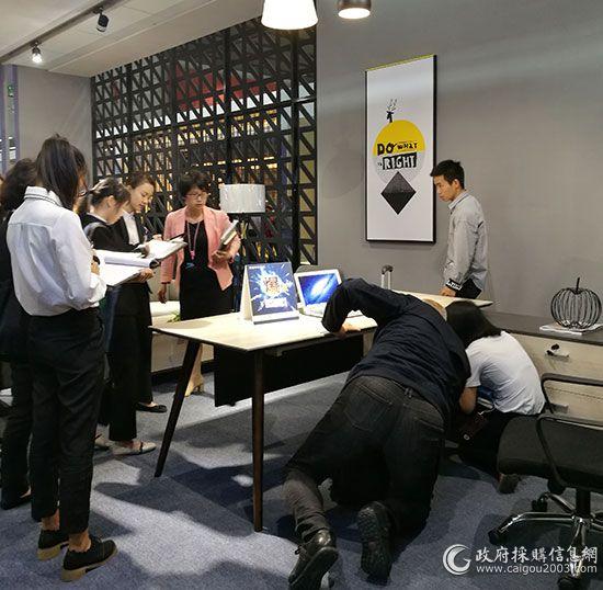 迪欧家具何明:为政府用户量体裁衣 提供合适解决方案