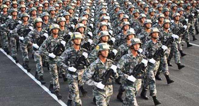 中央军委主席习近平签署命令 发布新修订的共同条令
