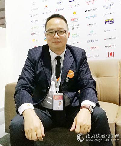 东莞市兆生家具实业有限公司销售总监徐润桂