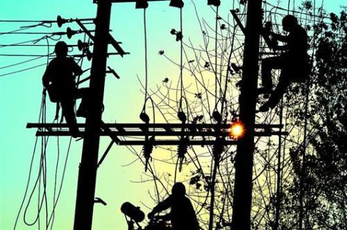 上海发改委被评为新一轮农村电网改造升级先进单位