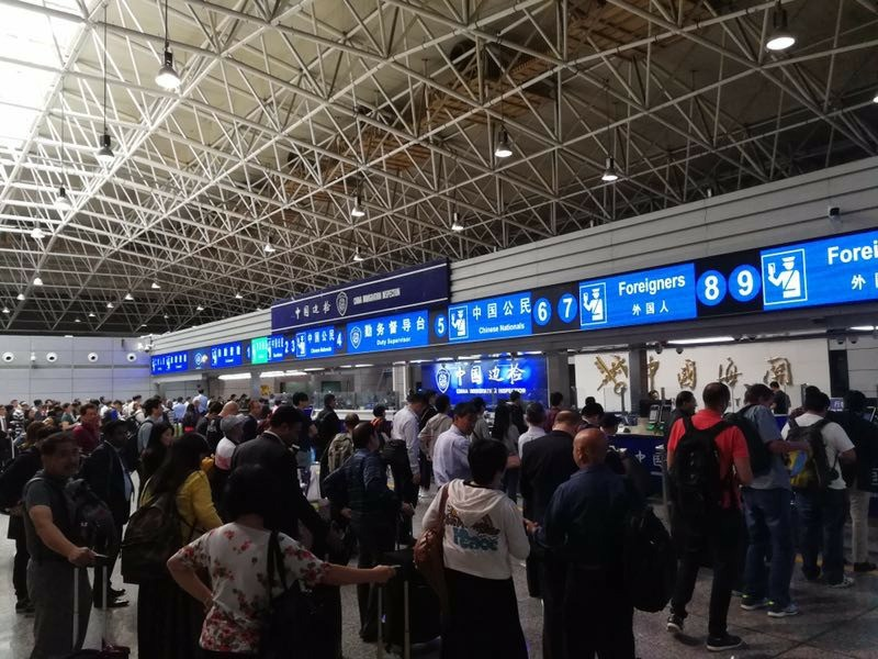 第123届广交会昨天开幕 海外采购商意愿增强