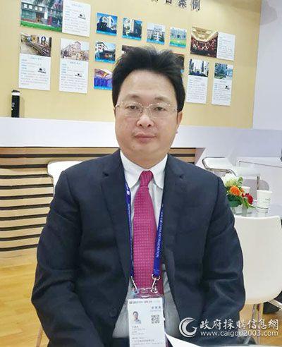广东艾尔斯派科技有限公司总经理范建亮