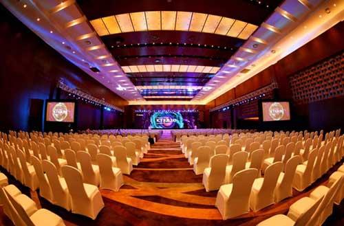 4.17 北京国家会议中心大会现场整装待发