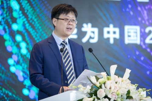 华为北京代表处代表刘阳