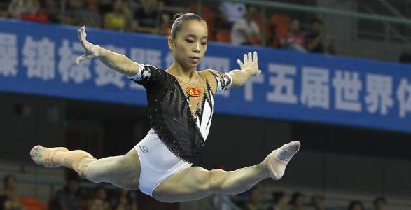 政府购买服务 体操全锦赛探索办赛新模式