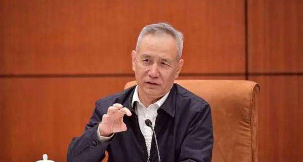 刘鹤:想获中国市场份额必须要让中国人民高兴