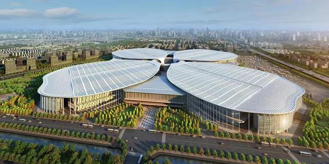 虹橋國家會展中心