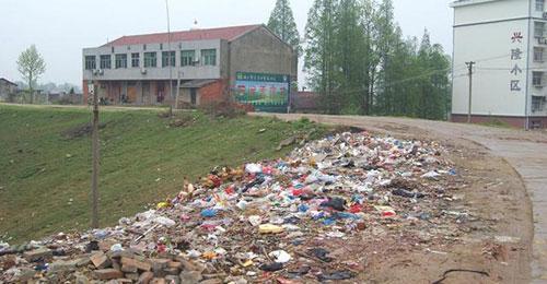 住建部等部署非正规垃圾堆放点整治工作