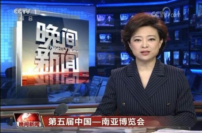 第五届中国—南亚博览会 胡春华出席开幕式并致辞