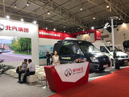 北汽(常州)汽车有限公司党委书记、总经理郭庆培
