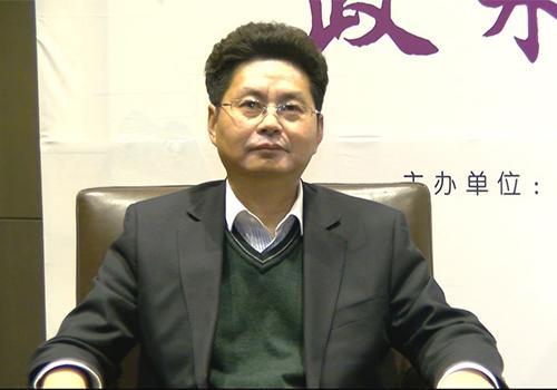 政采15年阳光人物:薛子成