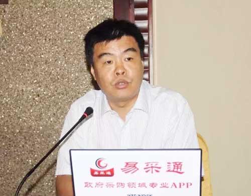 沈阳远大集团博林特电梯技术发展研究院院长谷云松