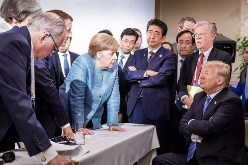 白宫贸易大棒举得越高,美企来华谈合作的越多