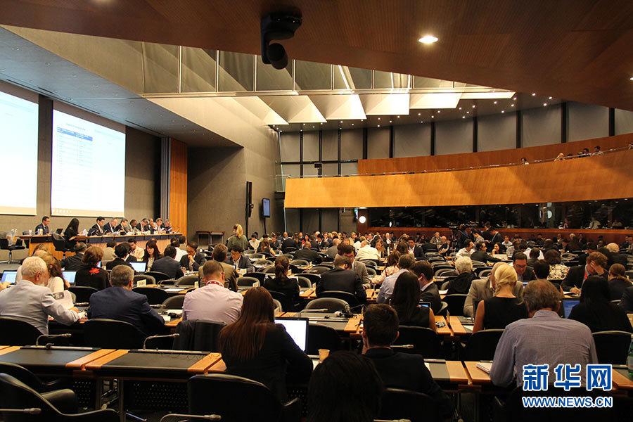 世贸组织对中国进行第七次贸易政策审议