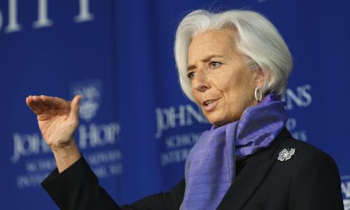 IMF:中国经济表现强劲 关键改革取得进展