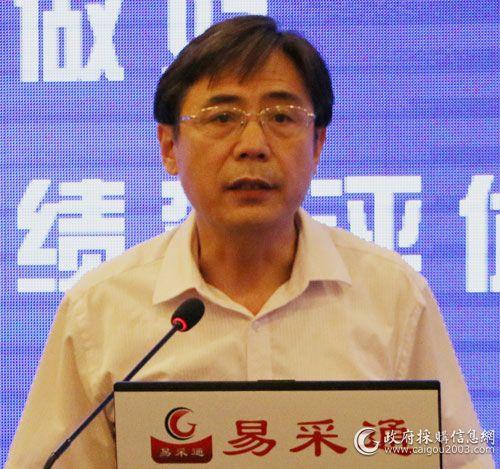 河北省政府采购办公室主任 吴建明