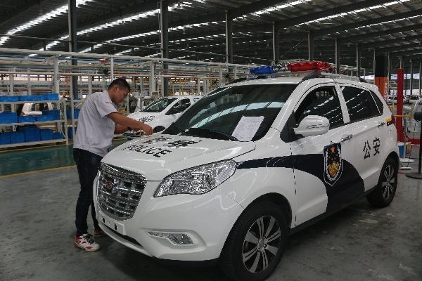 永安:中科动力电动车入围公安部警用装备采购目录
