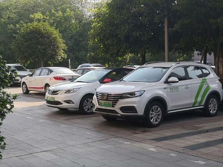 重庆建立电动汽车租赁服务平台