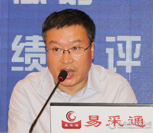 吉林省财政厅总会计师王学志