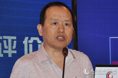 国家税务总局集中采购中心副主任 裴光华