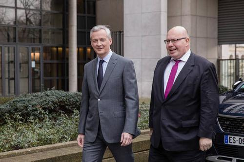 德经济部长痛斥美贸易政策:全球贸易战争没有赢家!