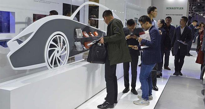 开启新能源汽车新时代  IEEVChina 2018展会在京盛大举办