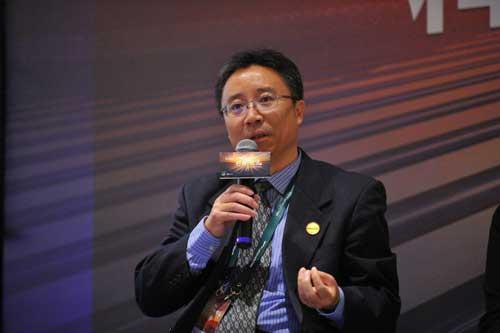 戴尔易安信大中华区数据中心销售总经理 刘志洪