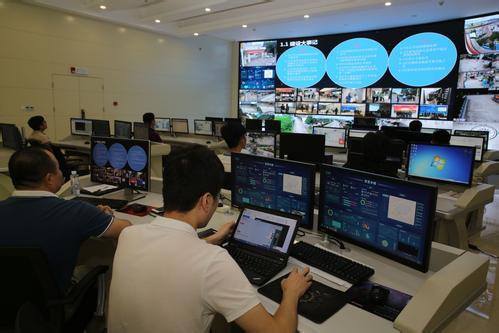 广东丰顺县智慧城市建设(首期)政府购买服务项目通过验收