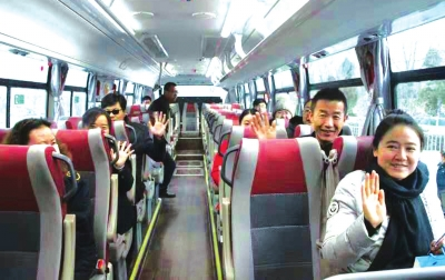 甘肃白银:百辆新能源公交车投运
