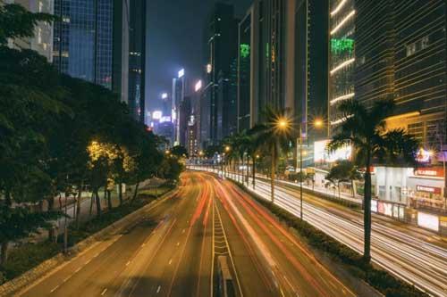 小路灯也有大智慧 华为联手佳利华照亮城市前路