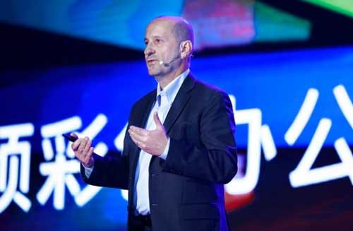 惠普全球A3解决方案部总经理 Aurelio Maruggi