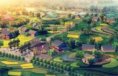 江苏集采群策群力 近10亿元田园综合体PPP项目即将落地