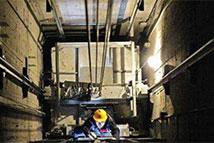 1月盐城电梯应急处置平台接警99起 平均3.1分钟解困