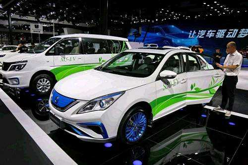 河南驻马店:加大新能源汽车示范应用推广力度