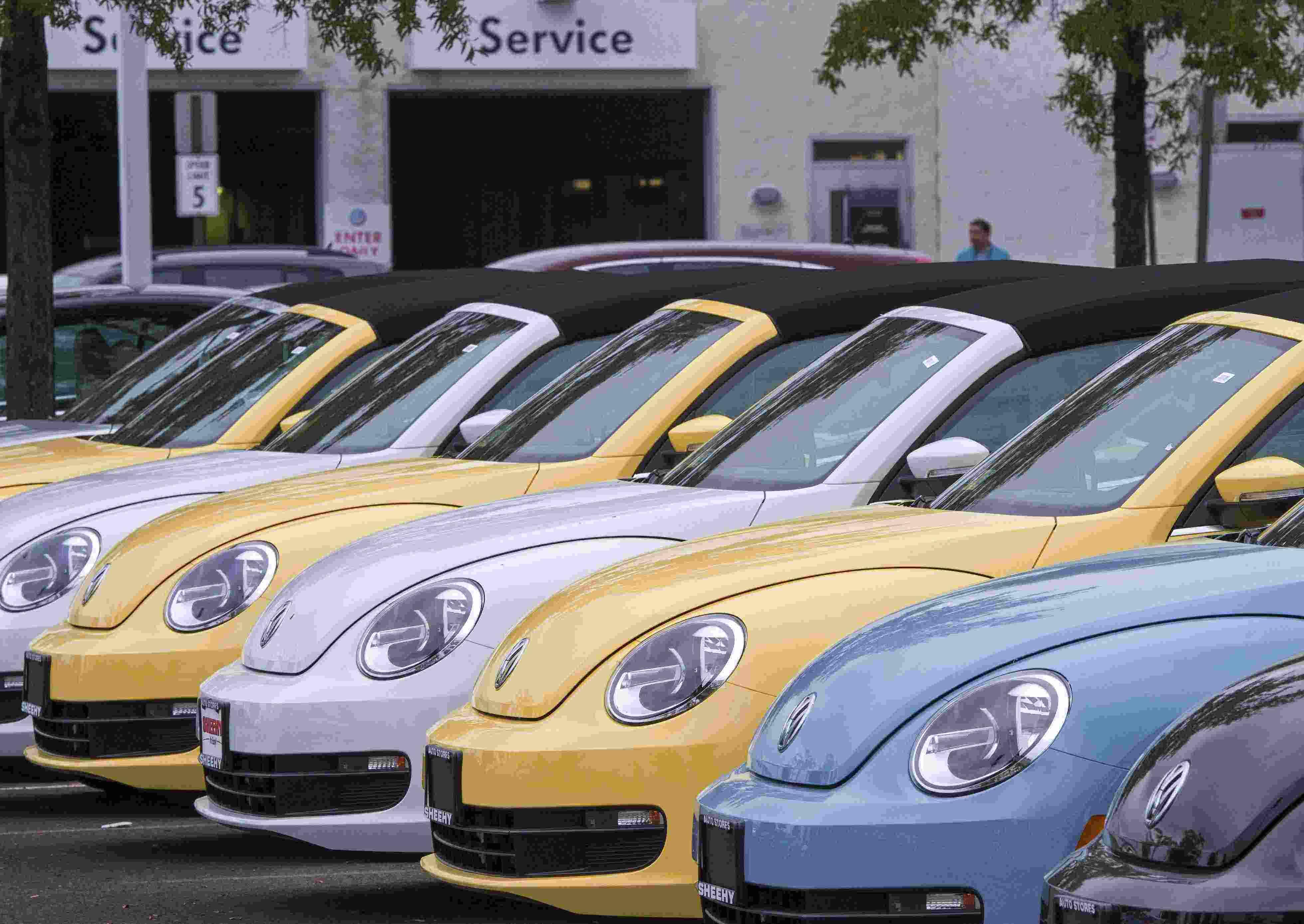 中汽协:1月乘用车产销双降 前十名销量榜单出炉