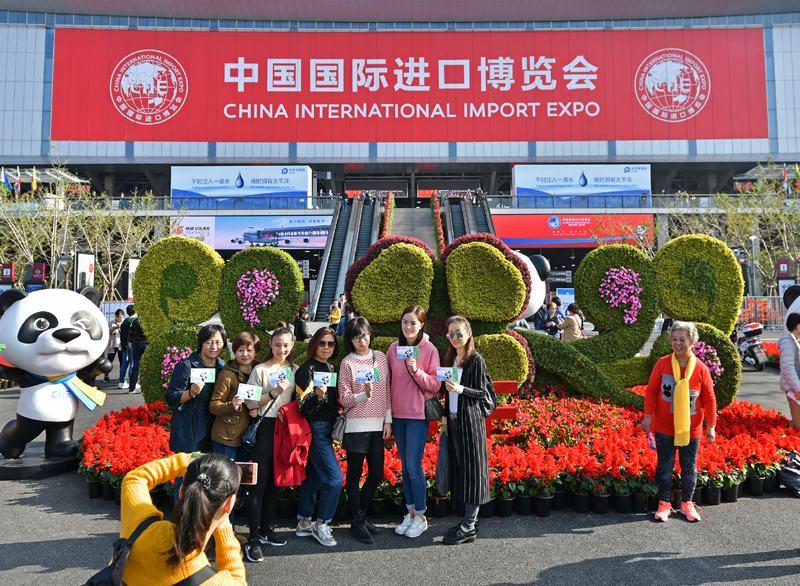 胡春华:努力把第二届进口博览会办得更好