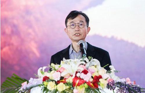 星网锐捷董事长黄奕豪