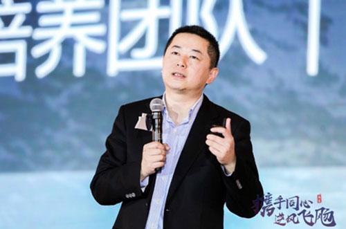 锐捷网络总裁 刘中东