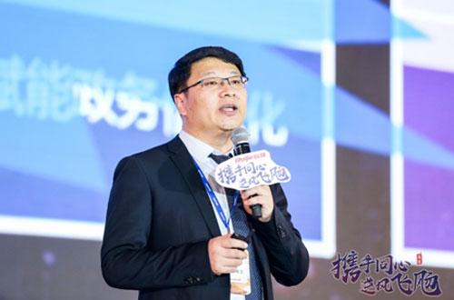 锐捷网络渠道部总经理宋继洲