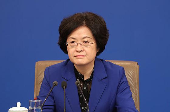 财政部副部长程丽华:健全绩效评价 提高资金使用效益