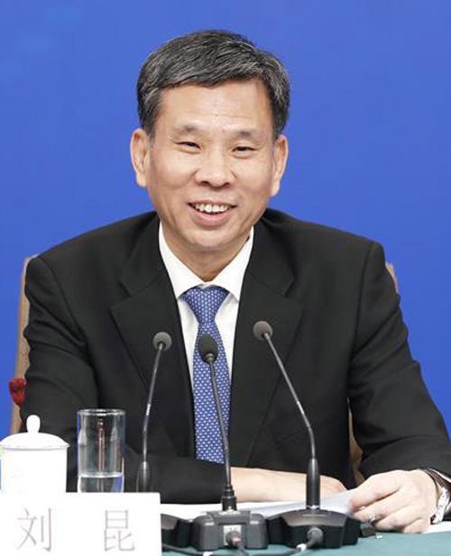 財政部部長劉昆
