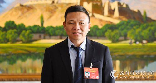 全国人大代表、奥克斯董事长郑坚江