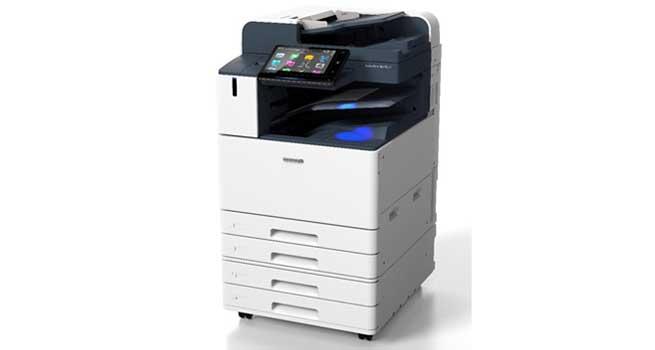 富士施乐智能型彩色数码复合机让信息安全和高效兼得
