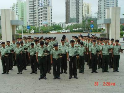 海南某部队非制式营具询价采购公告