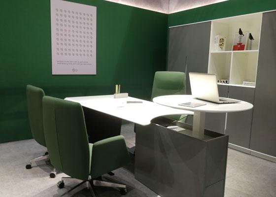 进一步优化办公环境展,为推动办公行业发展提出智能化解决方案,为优质办公品牌提供更多展示空间。
